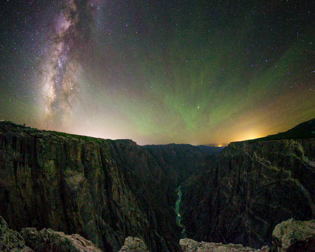 Black Canyon of the Gunnison National Park, International Dark Sky Park