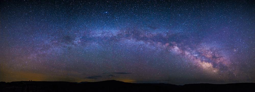 Black Canyon panorama