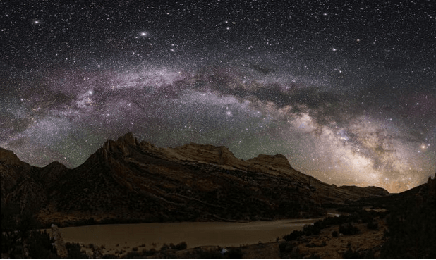 Dinosaur National Monument, International Dark Sky Park