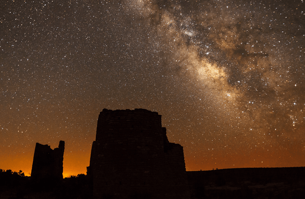 Hovenweep National Monument, International Dark Sky Park