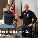 Part of the Solution - IDA Colorado